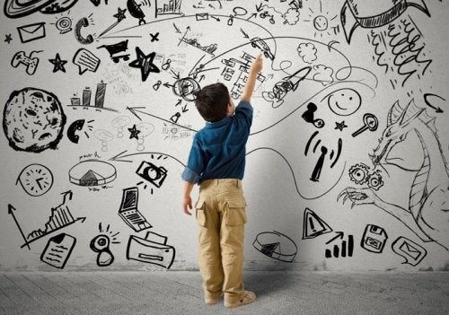 Los beneficios del dibujo en los niños