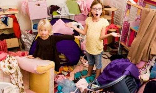 Enseña a tu hijo a ordenar sus juguetes solo