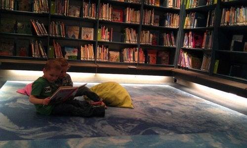 La importancia de leerles cuentos a tus hijos