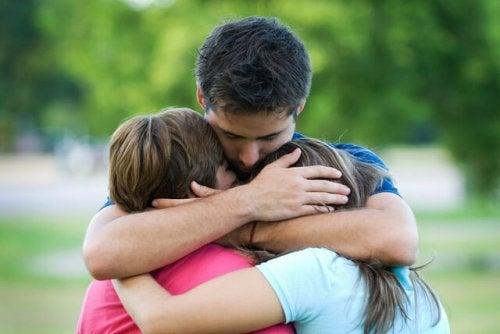 Ayudar a tus hijos a lidiar con el divorcio: 7 pasos