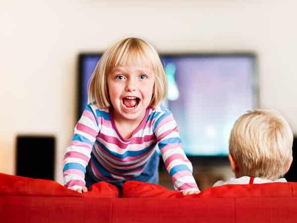 7 ejercicios que ayudarán a canalizar la energía del niño hiperactivo