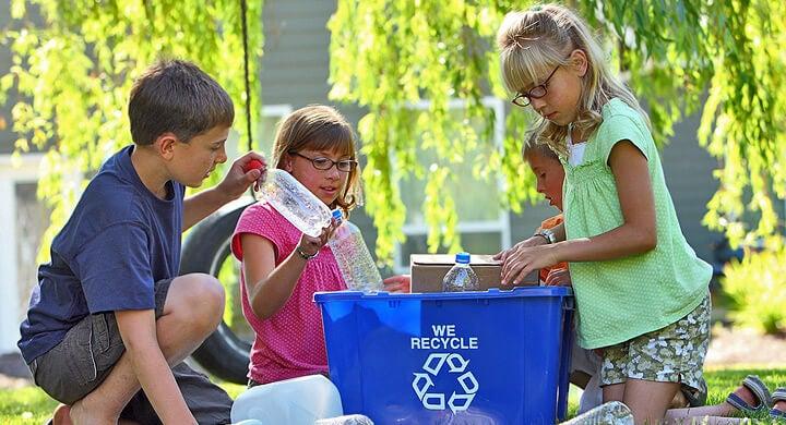 Reciclar-ninos