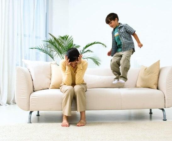 Por qué ser padre permisivo no es una buena idea
