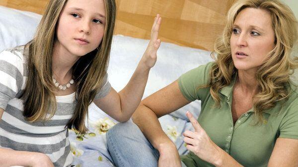 ¿Cómo negociar con mi hijo adolescente?