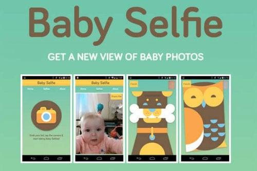 Otra de las mejores apps para hacer fotos al bebé