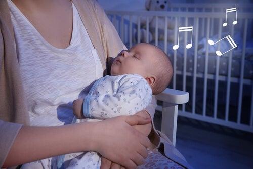 Las mejores canciones de cuna para tu bebé