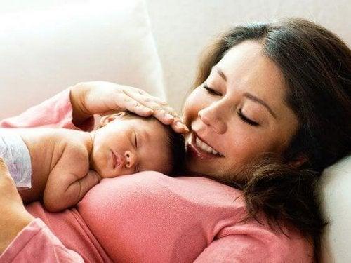 Consejos para cuidar tu cuerpo después del parto