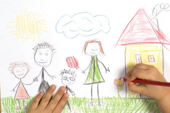 Cómo interpretar los dibujos del niño