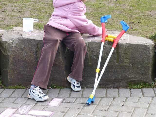 Cuando hay un hijo discapacitado en casa