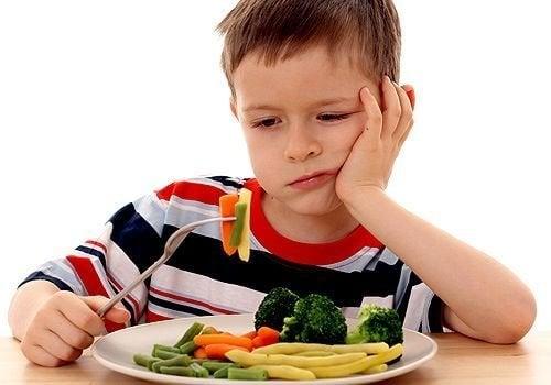A tu hijo no le gusta comer: un problema común