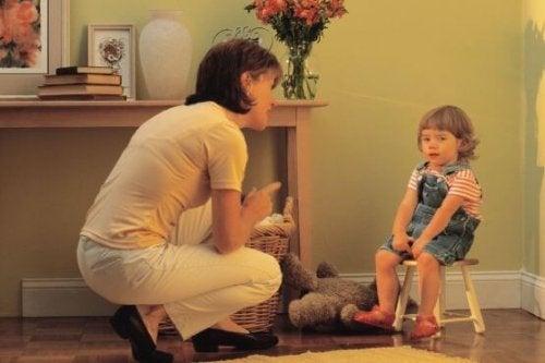 Los peligros de un niño mimado: aprende a decirle no