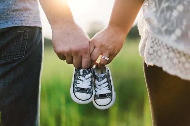 Papá y mamá, ¡sois un equipo en la crianza de vuestro hijo!