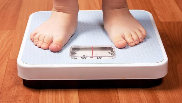 La obesidad causa estrés en los niños