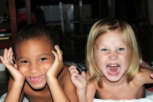 Ayudar a los niños de 2 a 6 años a expresar sus sentimientos