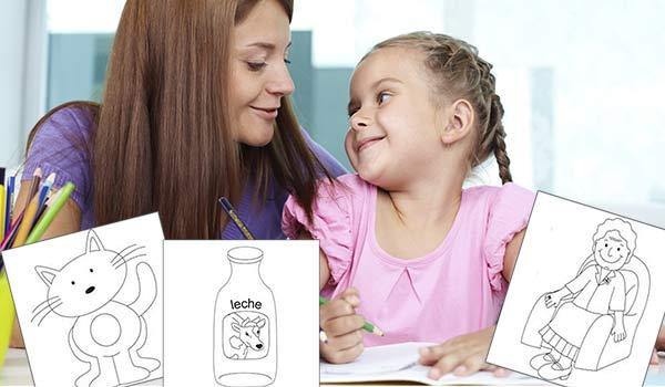 ¿Qué hacer con los dibujos de mi hijo?