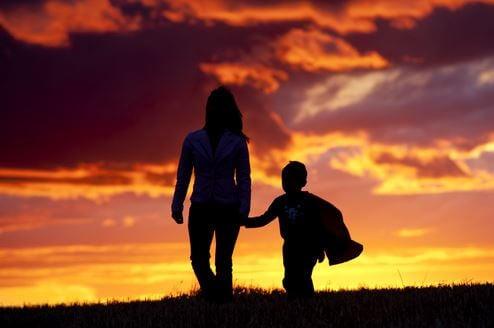 Tú y yo y nadie más, mamá