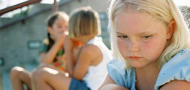El miedo al rechazo en los niños