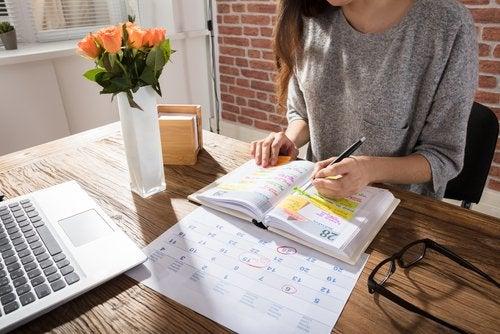 Ser madre y estudiar requiere de mucha planificación.