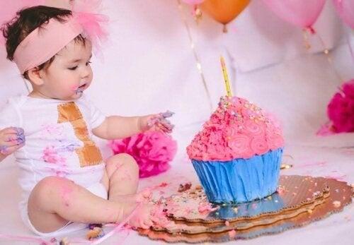 ¿Por qué celebrar el primer año de tu bebé?