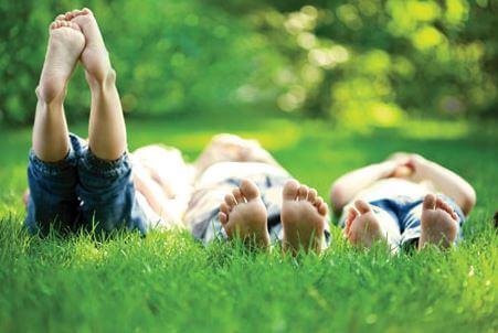El Slow parenting promueve la tranquilidad en los niños