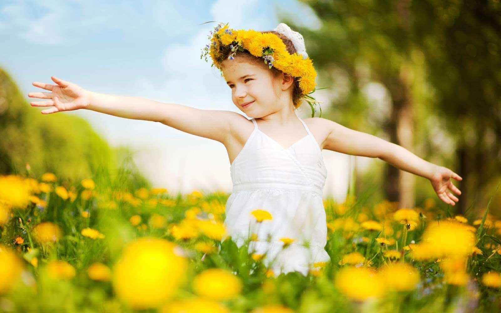 Enseña a tu hijo el lenguaje de las flores
