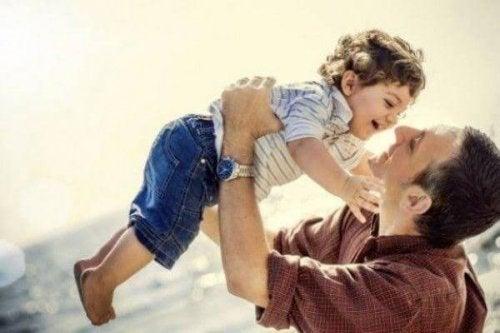No seas un padre ausente, sé un padre presente