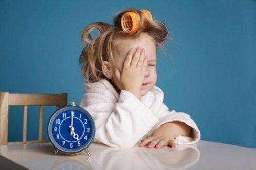 Para qué sirven las rutinas a tu hijo