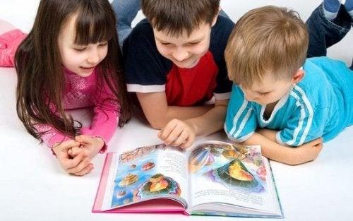 Libros que fomentan la autoestima de tu pequeño