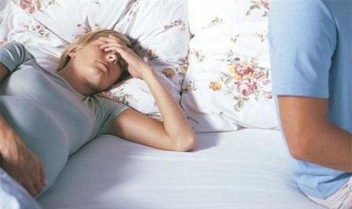 Que se puede tomar una embarazada para dolor de cabeza