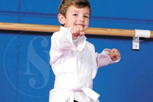 Las ventajas de las artes marciales