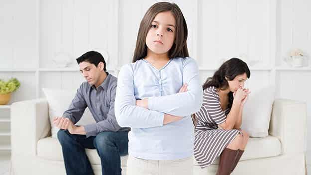 Los errores más comunes de los padres cuando se divorcian