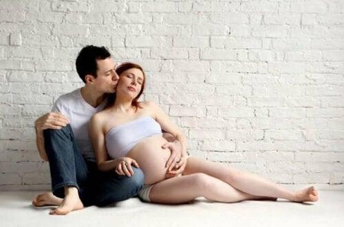 ¿Podré hacer el amor con mi esposo durante el embarazo?