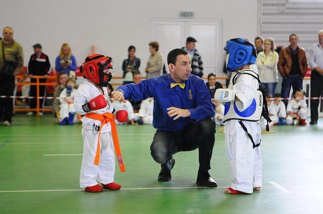 Judo y Karate como herramientas para fomentar la disciplina en los niños