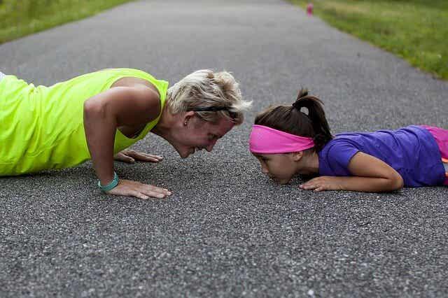 Cómo conseguir que tu hijo sea un buen competidor