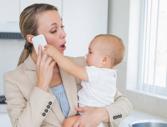 Retos de las madres ejecutivas en la etapa de lactancia