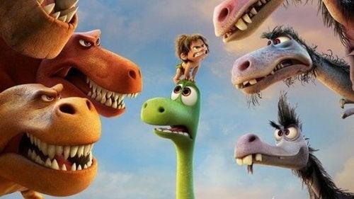 """¿Por qué debes ver """"Un Gran Dinosaurio"""" con tu hijo?"""