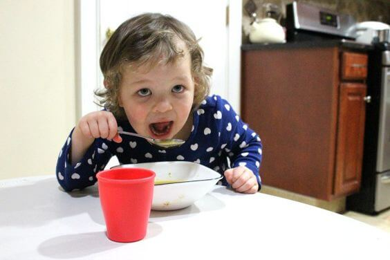 La sopa, un alimento ideal para los niños