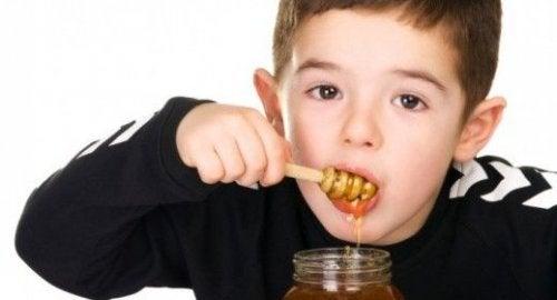 Por estas razones la miel no es recomendada para bebés