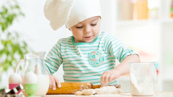 La educación también comienza por la cocina