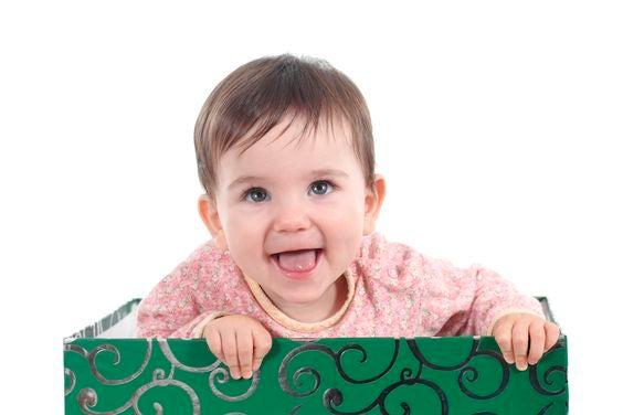 Aritos en bebés, ¿sí o no?