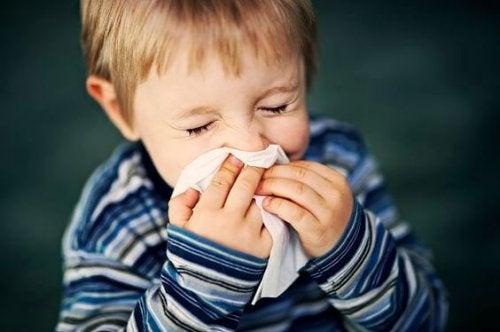 Un hogar libre de alergias para tus hijos
