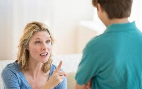 Apela a la madurez de tus hijos para obtener buenos resultados