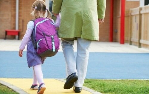 El primer día de escuela: Un reto para padres e hijos