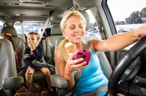 10 estrategias para preservar la seguridad de los niños en las carreteras