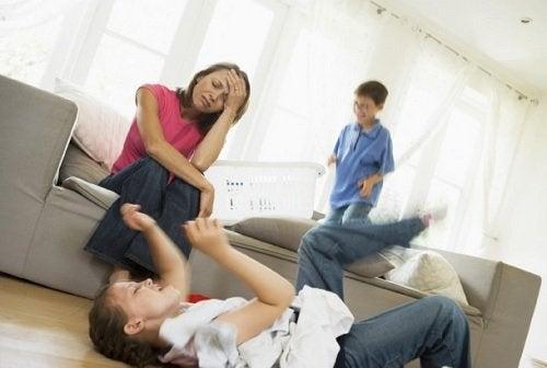 Para mantener la autoridad, es necesario saber cuánto deben ceder los padres con los hijos.