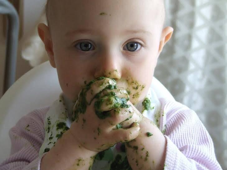 Niños vs verduras. ¿Cómo ganar la batalla?
