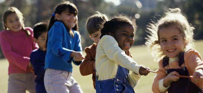 Enséñale al niño la importancia de esforzarse