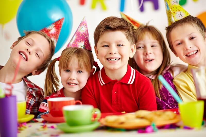 fiestas infantil