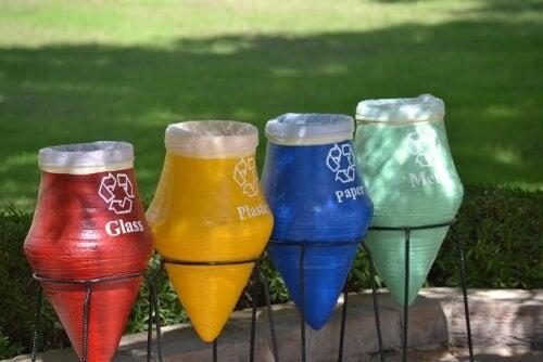 Enséñale a tu hijo la importancia del reciclaje