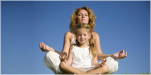 Beneficios de enseñar a meditar a los niños